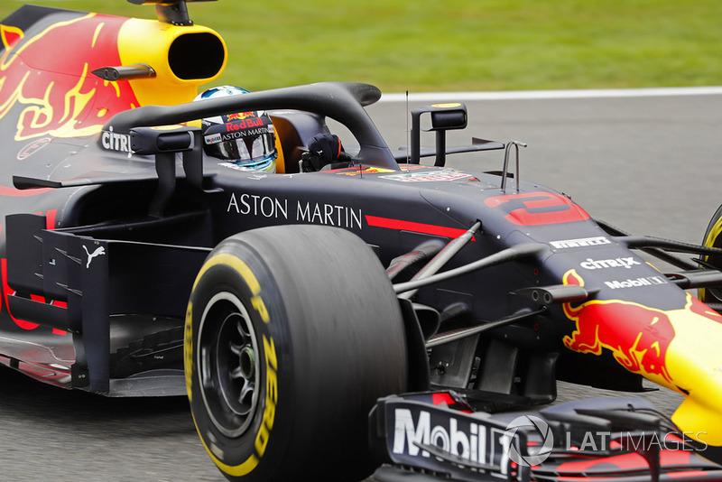 8 місце — Даніель Ріккардо, Red Bull