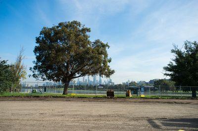 Umbau: Melbourne