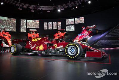 Subasta de los 1000 GP de Ferrari