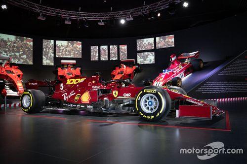 Enchères du 1000e Grand Prix de Ferrari