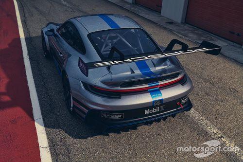 Porsche 911 GT3 Cup - Prezentacja