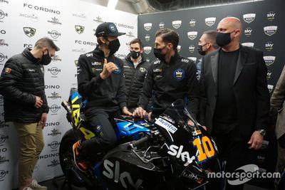 Presentación Esponsorama Racing