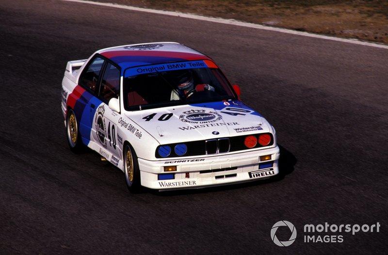 1987 WTCC: Roberto Ravaglia, Ivan Capelli