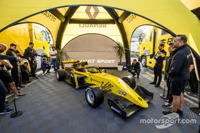 2019 Formula Renault unveil