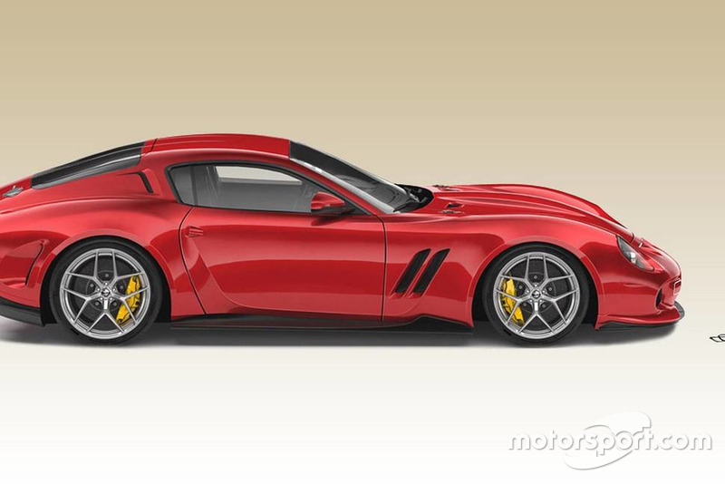 Ferrari 812 Superfast-based 250 GTO by Ares Design