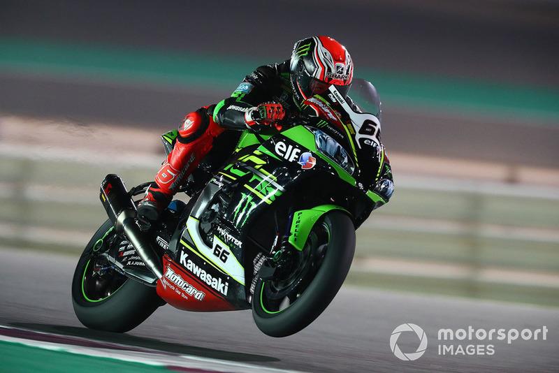 2e : Tom Sykes (Kawasaki Racing)