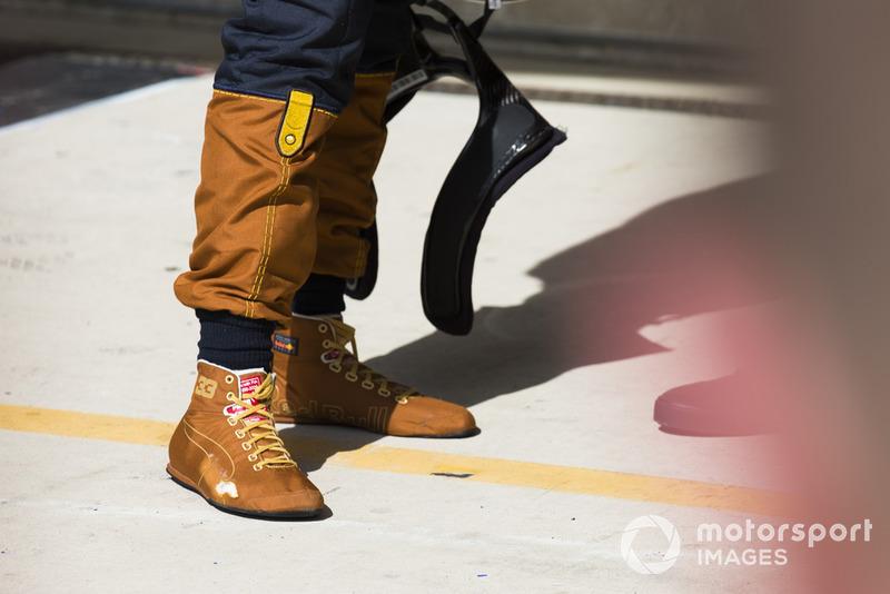 Джон Бут, Макс Ферстаппен, Red Bull Racing