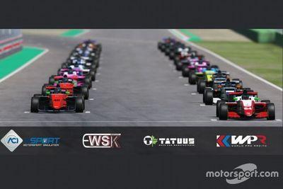 Annuncio Esport F4 e Formula Regional