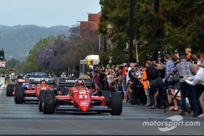 Adelaide Motorsporları Festivali