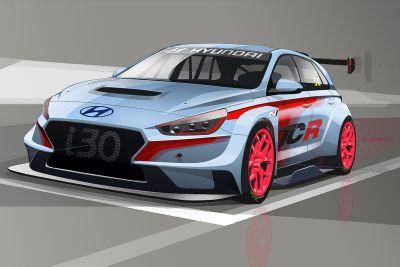Revelación Hyundai i30 TCR