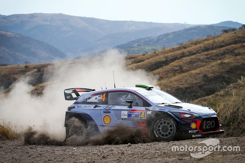 Хейден Пэддон и Джон Кеннард, Hyundai i20 Coupe WRC