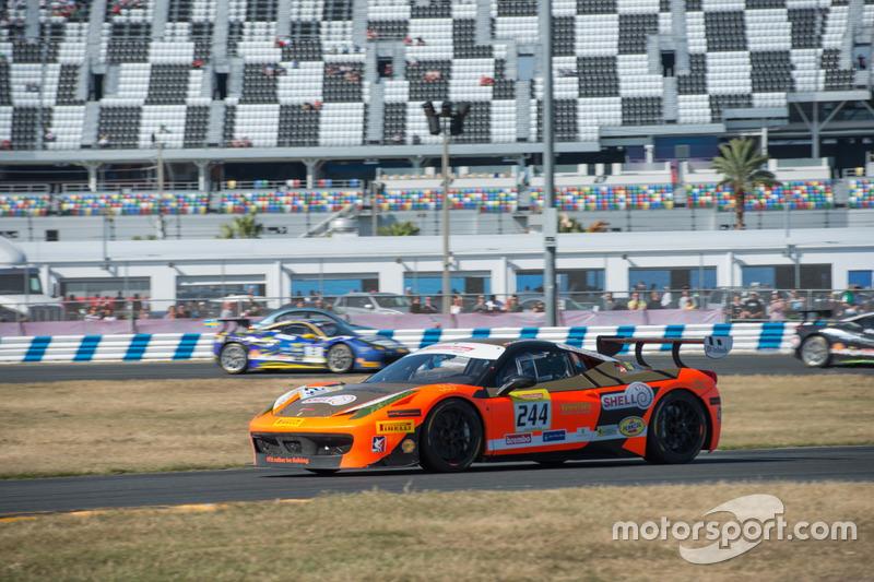 Carlos Kauffmann, Ferrari of Fort Lauderdale
