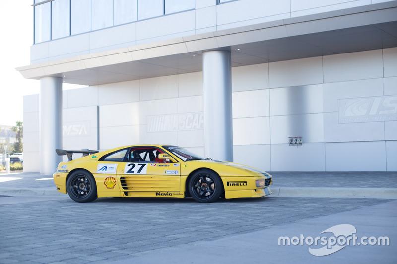 Ferrari 348 Challenge car