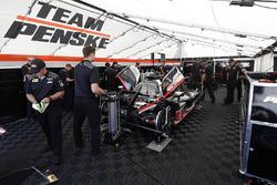 #6 Team Penske ORECA 07: Helio Castroneves, Simon Pagenaud, Juan Pablo Montoya