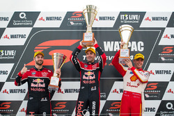 Podium: 1. Jamie Whincup, Triple Eight Race Engineering Holden; 2. Scott McLaughlin, Team Penske For