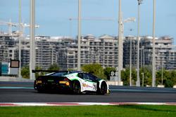 #78 Barwell Motorsport, Lamborghini Huracan GT3: Miguel Ramos, Filipe Barreiros, Francisco Guedes, M