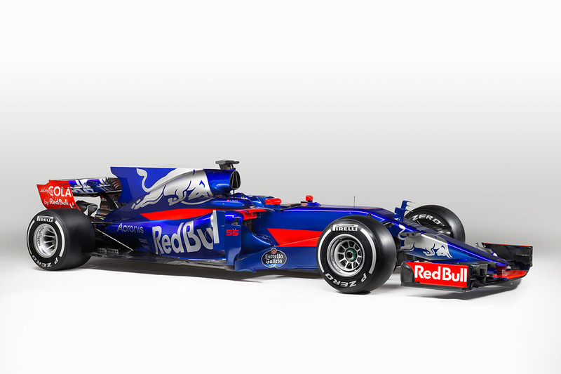 2017: Toro Rosso STR12
