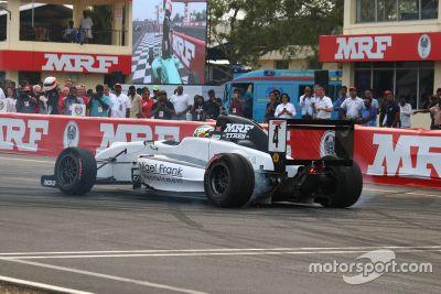 MRF Challenge: Chennai