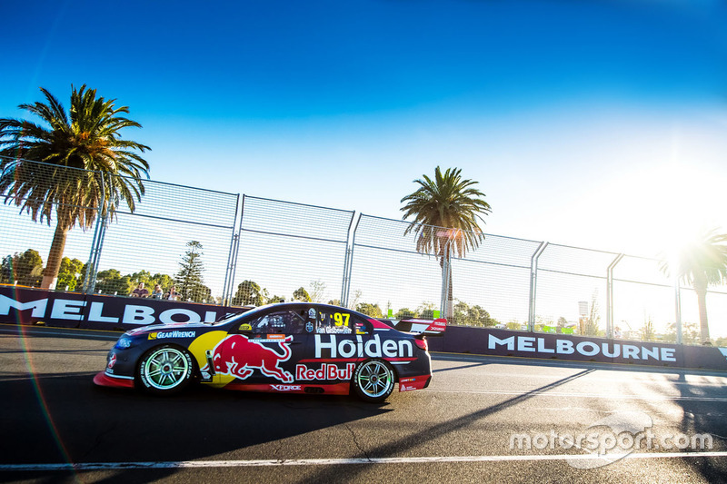 Shane van Gisbergen, Triple Eight Race Engineering, Holden
