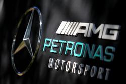 Logo de Mercedes AMG F1