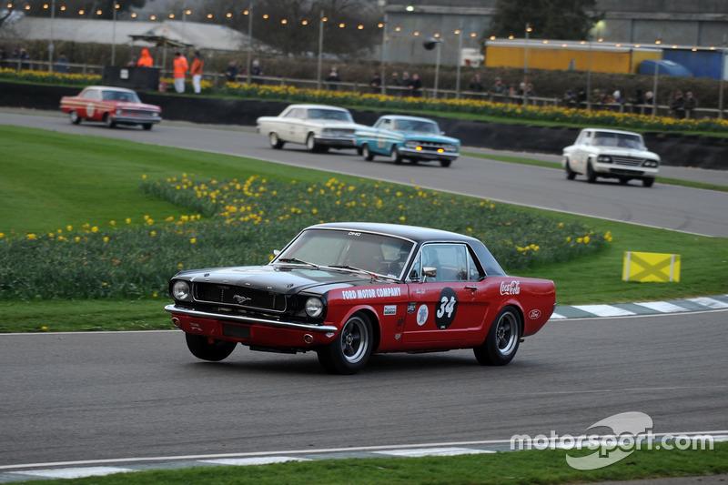 Pierpoint Cup, Hart Mustang