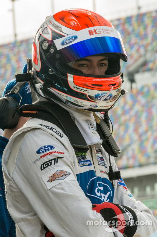 Billy Johnson, Chip Ganassi Racing Ford GT