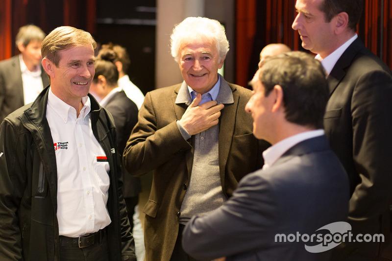 Pascal Vasselon, Toyota Racing, Hugues de Chaunac, ORECA
