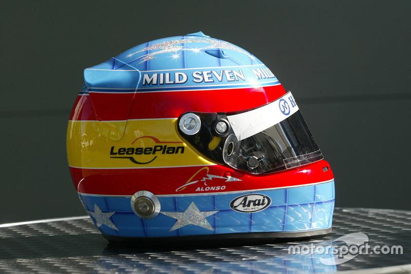Шолом Фернандо Алонсо, Renault F1 Team