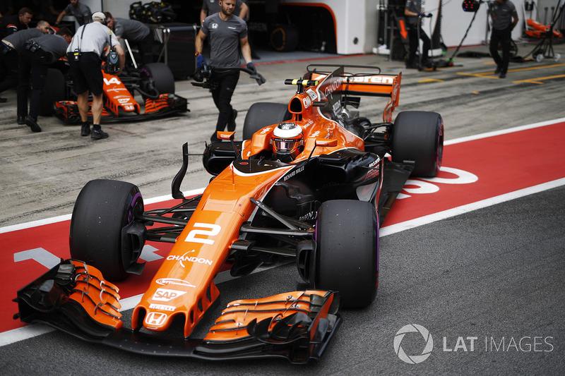 17. Фернандо Алонсо, McLaren — 2