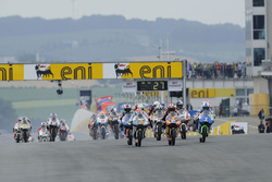 Start: Marc Marquez leads
