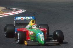 Нельсон Пике, Benetton B190 Ford