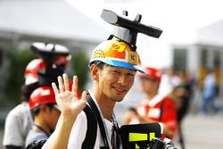 Fan of Fernando Alonso, McLaren