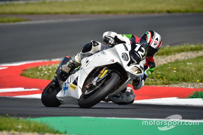 23. #12 KSB ONE Racing – Raimo Kesseli, Magnus Collin - + 77 Runden
