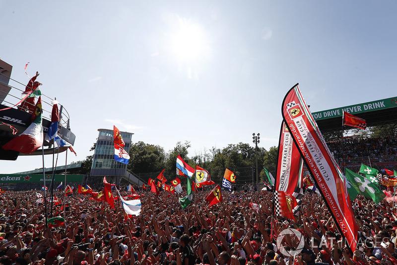 A próxima prova da F1 acontece em Cingapura, no dia 17 de setembro!