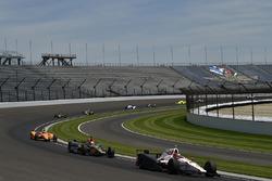 James Davison, Dale Coyne Racing Honda, James Hinchcliffe, Schmidt Peterson Motorsports Honda
