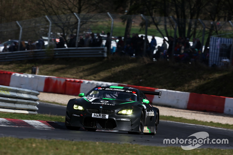 #20 BMW Team Schubert Motorsport, BMW M6 GT3: Jörg Müller, Kuno Wittmer, Bruno Spengler