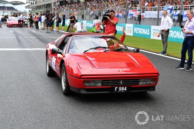2. Себастьян Феттель, Ferrari SF70-H - 247