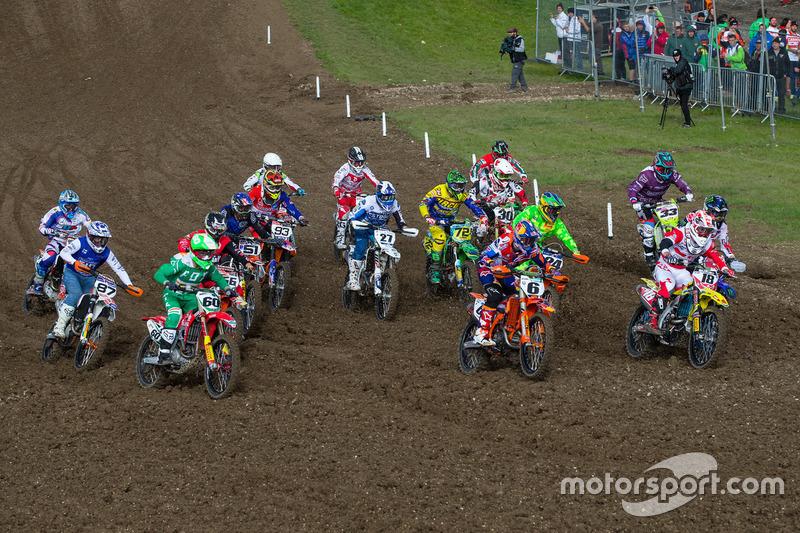 Jeffrey Herlings, Team Holanda en MX2-Open