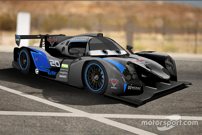 #20 Craft Bamboo Racing Ligier JS P3