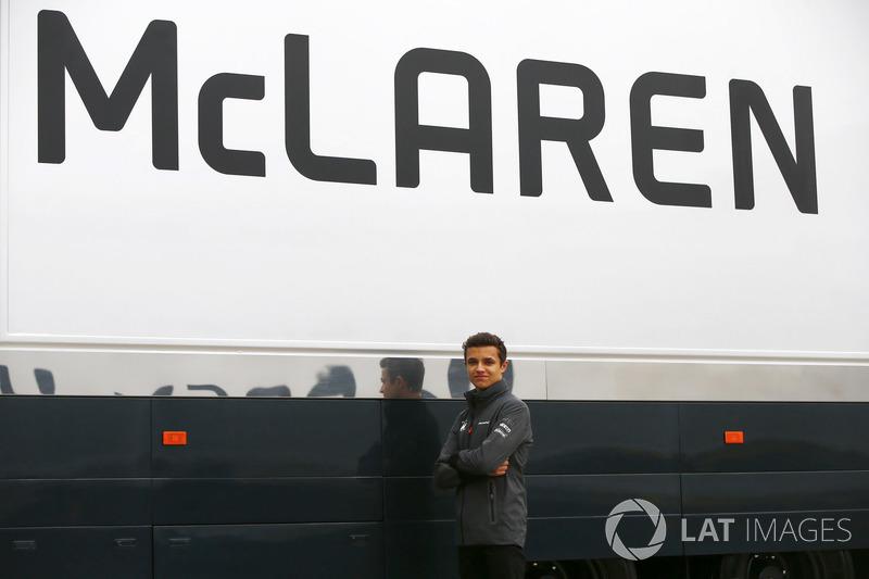 Ландо Норріс McLaren