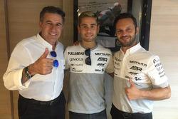Alvaro Bautista, Aspar Racing Team, Jorge Martínez, Aspar Team General Manager