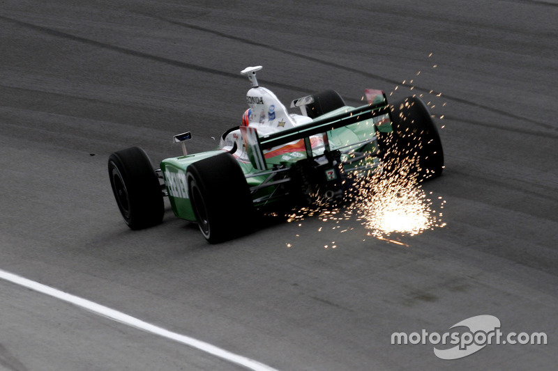 IndyCar. Хоумстед, Тони Канаан, 2006 год