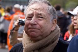 Jean Todt, FIA-Präsident