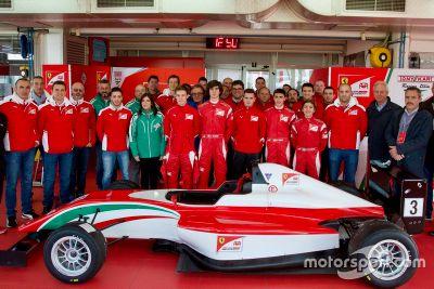 Ferrari Driver Academy, presentazione