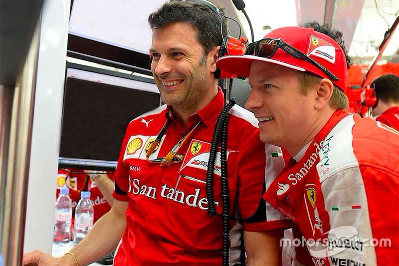 Kimi Raikkonen: Ferrari (2007-2009 y 2014-2018)