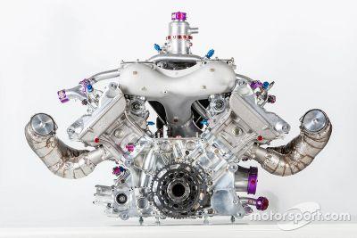 Porsche 919 Hibrit motoru
