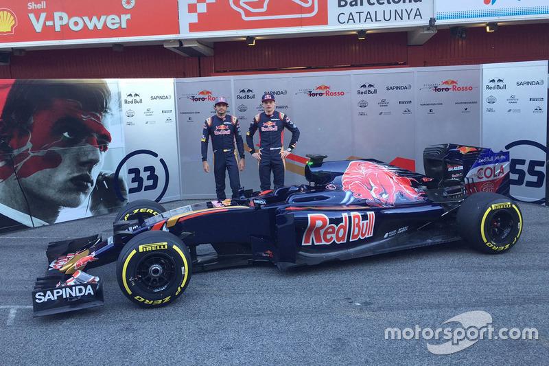 Toro Rosso STR11 livery