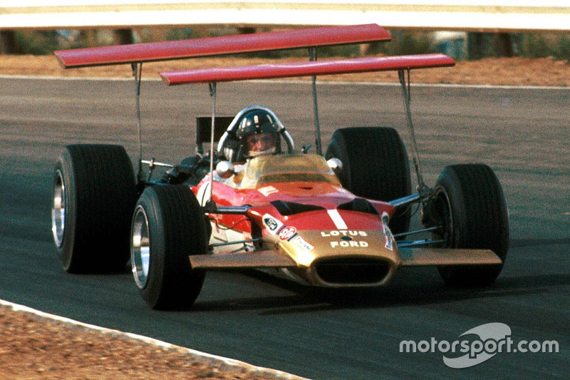 Graham Hill, Team Lotus