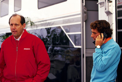 Ron Dennis, Ayrton Senna, McLaren