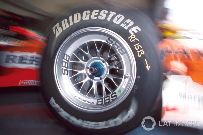 Pneumatico Bridgestone